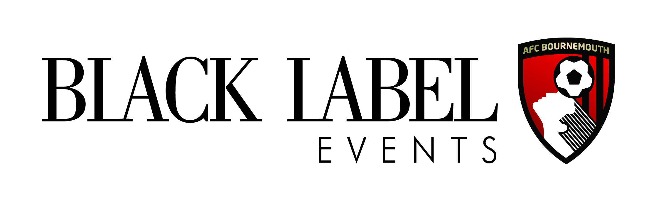 Black Label Events Logo
