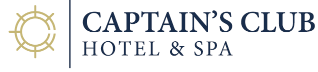Captains club hotel logo